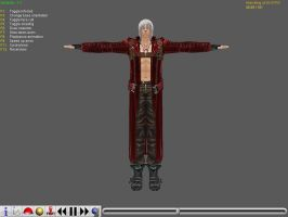 'Devil May Cry 3' Dante Cutscenes RAW by lezisell