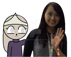 Selfie with Jaiden Animation by Mykilah