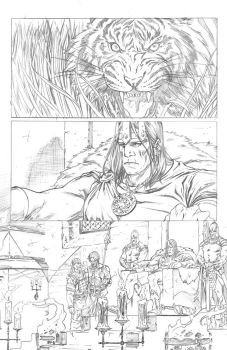 Kull: The Hate Witch Page 01 by gabrielguzman