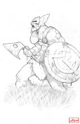 viking by lazeedog