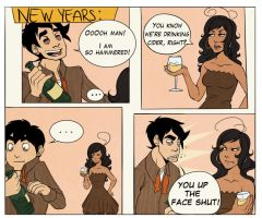 Sexy New Years by dust-bite