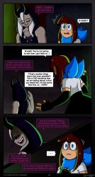 :[Minecraft]: Skye's Journey- Chapter 1- page 33: by Grimmixx
