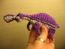 Crocheted Sunner by rivenwanderer