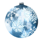 2014 Ornaments - Snowflakes