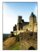 Carcassonne by mysterious-one