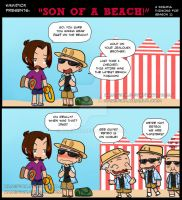 Son of a Beach by KamiDiox