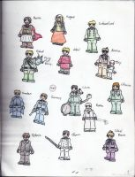 LEGO Hetalia Page 1 by acklaygohome