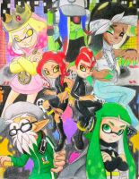 Octo Expansion Illustration by Squidtoonist