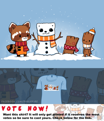 Woot Shirt - I Have A Plan (For Winter) by fablefire