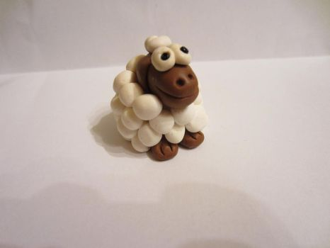 Shaun the Sheep by FenixiaVSLouvi
