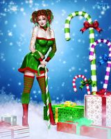 Sweet Holiday Sparkles by RavenMoonDesigns