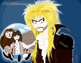 A Tribute to the Late David Bowie - LABYRINTH by Chotetsumaru
