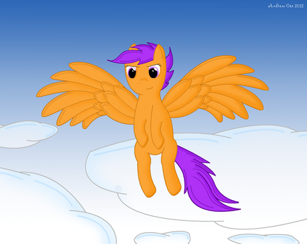 ScootalooFlauntsThoseWings[fixed] by Digitalneo1