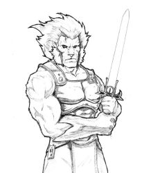 Lion-O by antmanx68