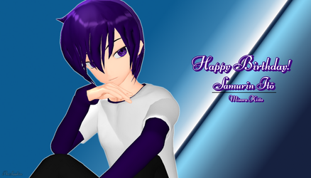 :. Happy Birthday! .: 04/19/2018 by AoSapphire