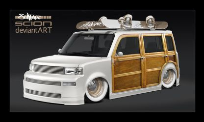 snow woody xb by SurfaceNick