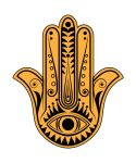 Hamsa Hand vector file by cartonus
