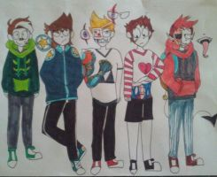 Male adoptables (OPEN) by JellyDoodlesStuff