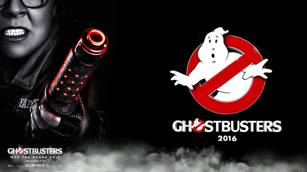 Ghostbusters 2016 wallpaper Abby Yates by jhroberts