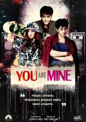 You are Mine | Fanfiction Poster by heominjae