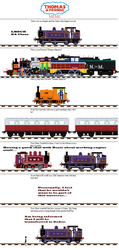 Upgraded Thomas Meme by Galaxy-Afro