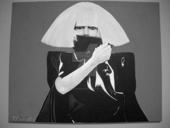 lady gaga the fame monster by kpotatodorkk