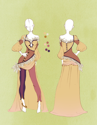 :: Commission Outfit April 05 :: by VioletKy