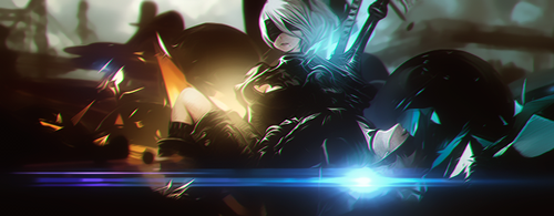 2B and 9S by PiritoO
