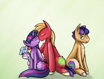 Next Gen: Twilight Family by kayanne21
