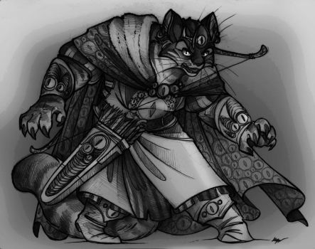 Redwall Villains: Tsarmina Greeneyes. by FortunataFox