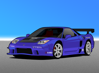 NSX:collab_ by synthroeaesiac