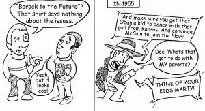 Barack To the Future by RizzleG
