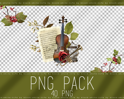 PNG pack by black-white-life (56) by ByEny