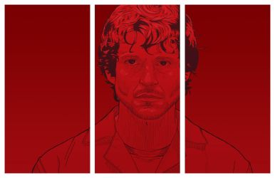 Will Graham by Asaph
