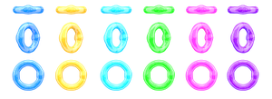 Chaos Rings Set by Nibroc-Rock
