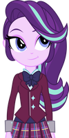 Crystal prep Starlight by aqua-pony