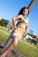 Pocahontas 2 by YearOftheSerpent