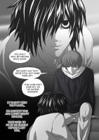 Death Note Doujinshi Page 45 by Shaami
