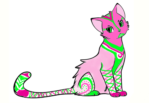 Kitteh Adopt {closed} by JacetheShark