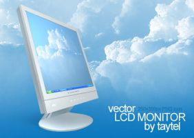 LCD Monitor by taytel