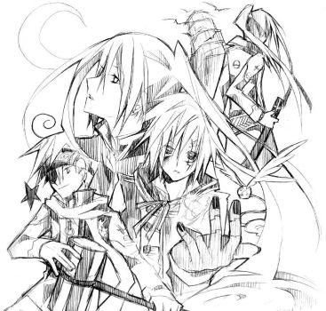 Rough DGM:innoscense by mixed-blessing