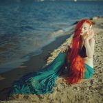 The little Mermaid by anyaanti