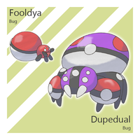 Fooldya and Dupedual by Tsunfished