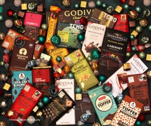 How Many Types of Chocolates Do You See? by theresahelmer