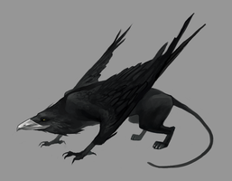 Griffin 2.0 by Luccorvus