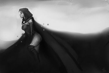 Raven by CeruleanRaven