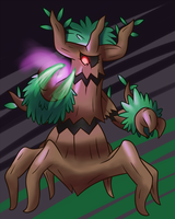 Pokeddexy Day 9 - Favorite Ghost Type by Inika-Xeathis