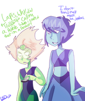 Peri and Lapis by LSD-Surge