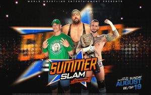 Summer Slam 2012 WWE Championship by Photopops