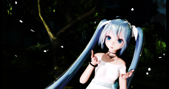 [MMD] When you're gone [MOTION DOWNLOAD] by Guumi-chan